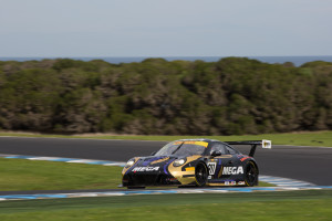 Talbot and Martin will start the 500km Phillip Island race from Pole