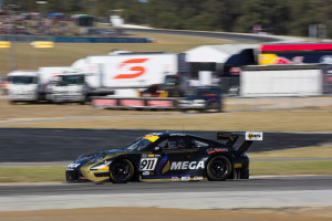 John Martin will join Liam in the MEGA Racing Porsche for the Australian Endurance Championship