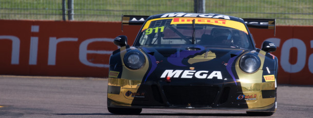 Talbot survives chaos to take MEGA last lap Townsville win