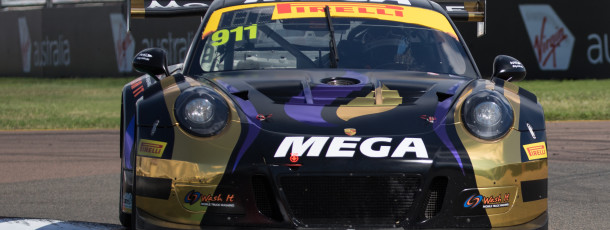 GT Championship leader Talbot set for MEGA Sandown Showdown