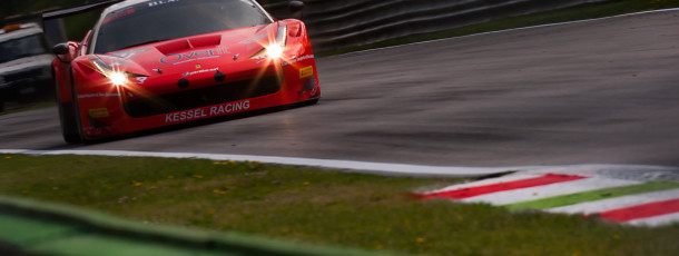 VICTORY AT MONZA!