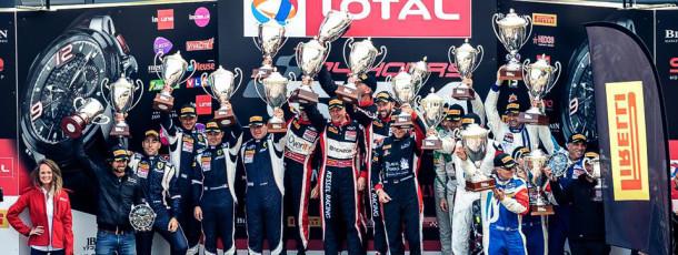 VICTORY AT SPA!
