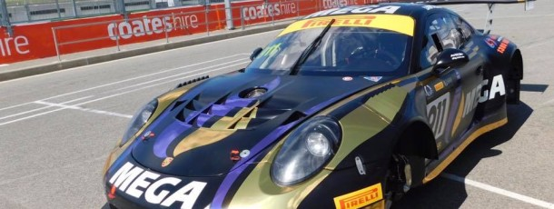 Talbot ready for Australian GT Wild Western Swing