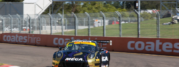 Talbot comfortable after first hitout in Townsville heat