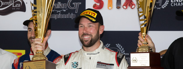 Talbot congratulates Walkinshaw on Andretti United Supercars Partnership