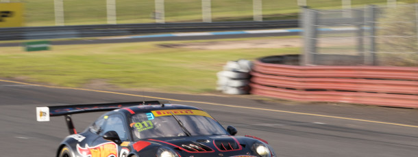 Talbot and Martin aiming for epic double Championship lead at Phillip Island 500km